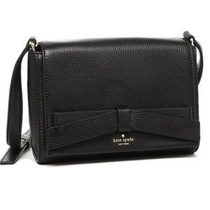 Kate Spade Avalon Place Pebbled Leather Bag